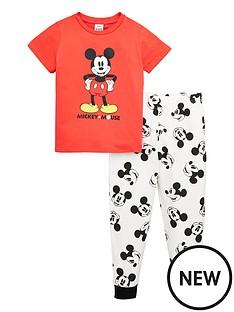 mickey-mouse-toddler-boys-classic-pyjamasnbsp--multi