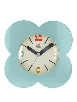orla-kiely-house-flower-alarm-clock