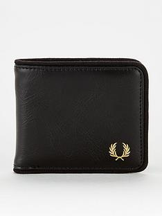 fred-perry-tonal-classic-billfold-wallet