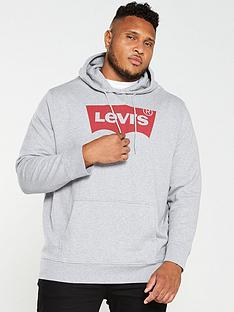 levis-big-amp-tall-graphic-hoodie-grey