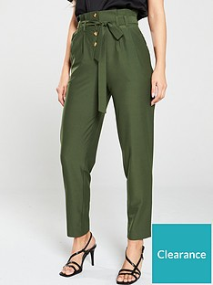 v-by-very-soft-belted-tapered-leg-trousers-olive