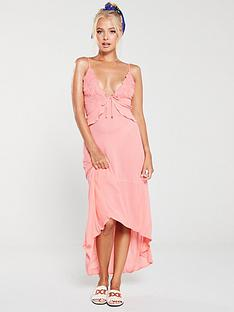 river-island-floral-beach-dress-pink