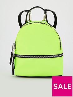 steve-madden-babbynbspbackpack-neon-yellow