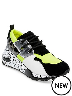 steve-madden-cliff-trainers-neon-green