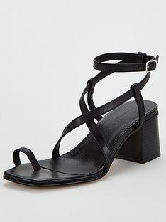 office-mineral-heeled-sandal-black