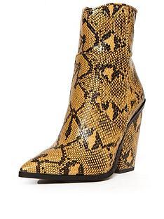steve-madden-rarely-ankle-boots-snake-print