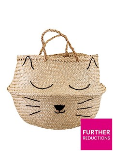 sass-belle-cat-whiskers-storage-basket