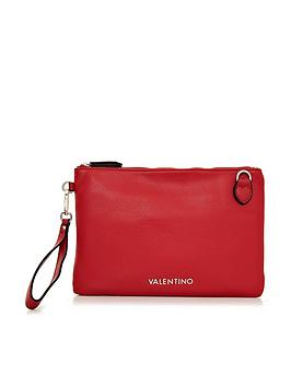 valentino-by-mario-valentino-flauto-clutch-bag-red