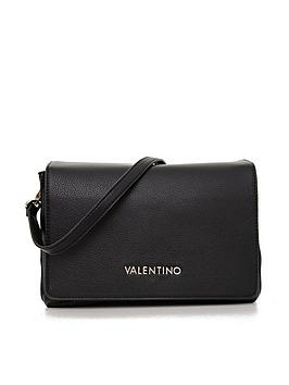 valentino-by-mario-valentino-flautonbspflap-over-shoulder-bag-black