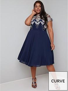 chi-chi-london-curve-riri-dress-navy