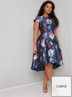 chi-chi-london-curve-claudine-dip-hem-dress-navy