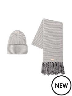 ugg-knit-cuff-hat-and-scarf-set