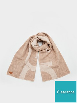 ugg-logo-scarf-natural