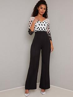chi-chi-london-aisliana-jumpsuit-blackwhite