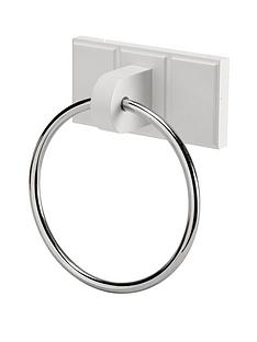 croydex-portland-towel-ring