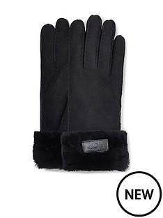 ugg-turn-cuff-glove-box-set-black