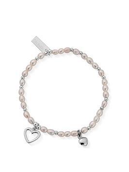 chlobo-bridal-sterling-silver-forever-love-bracelet-18cm