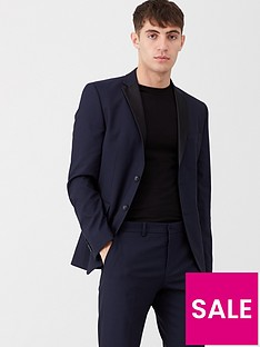 selected-homme-tiga-tuxedo-jacket-navy