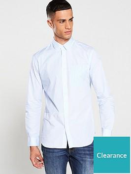 selected-homme-gilli-long-sleeve-shirt-bluewhite