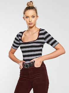 v-by-very-ribbed-striped-top-multi