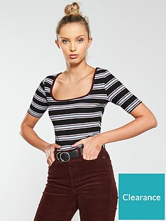 v-by-very-ribbed-striped-top-multi