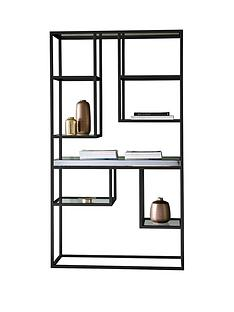 hudson-living-pippard-open-display-unit-black