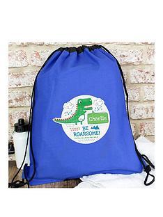 personalised-dinosaur-kit-bag