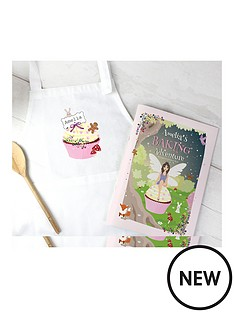 personalised-fairy-baking-story-book-with-matching-apron