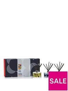 orla-kiely-house-house-midnight-shadow-flower-mini-diffuser-set
