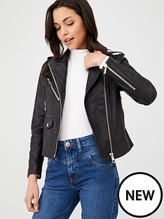 whistles-agnes-pocket-leather-biker-jacket-black
