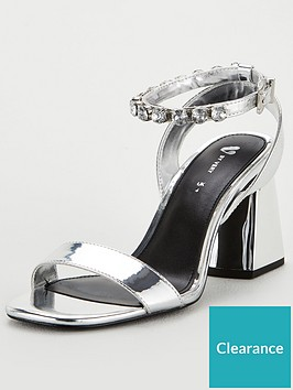 v-by-very-jewel-strap-flare-heeled-sandal-silver
