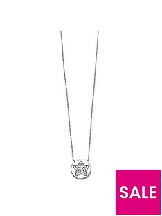 the-love-silver-collection-sterling-silver-cubic-zirconia-pave-star-round-pendant-necklace