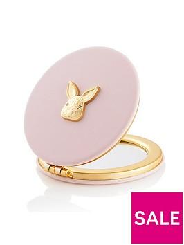 olivia-burton-3d-bunny-compact-mirror-blossom-amp-gold