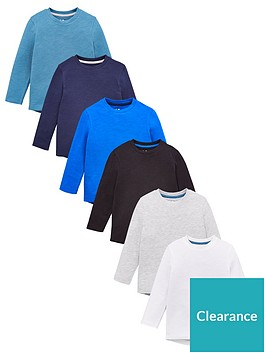 v-by-very-boys-6-pack-long-sleeve-core-t-shirts-multi