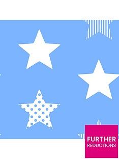 superfresco-easy-superstar-blue-wallpaper
