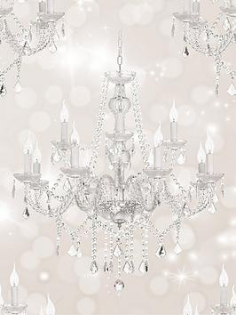 sublime-chandelier-beige-wallpaper