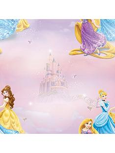 disney-pretty-as-a-princess-wallpaper