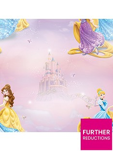 disney-pretty-as-a-princess-wallpaper