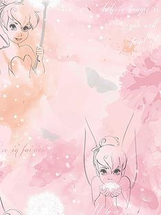 disney-tinkerbell-watercolour-wallpaper