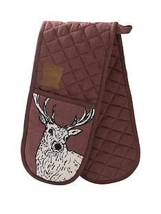 creative-tops-into-the-wild-stag-double-oven-glove