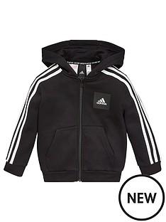 adidas-jb-dmh-3-stripe-fz-hoodie