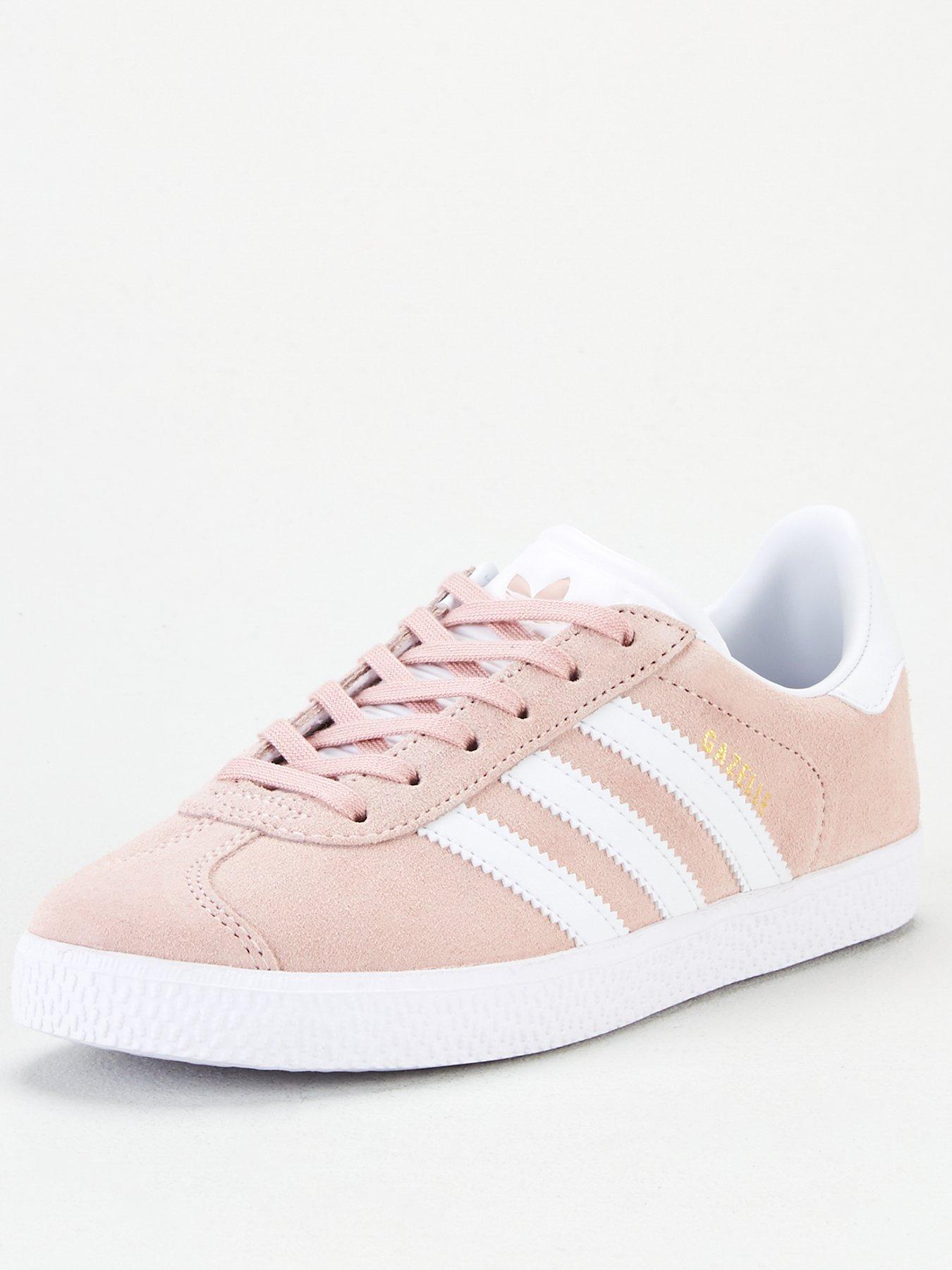 Pink | Adidas | Junior footwear (sizes 3-6) | Trainers | Child ...