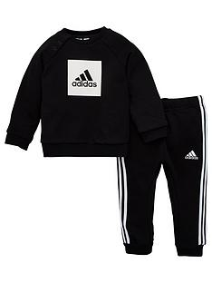adidas-infants-3-stripe-logo-sweatshirt-and-joggers-set-black