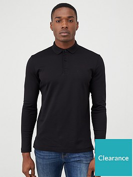 boss-pirol-polo-shirt-black