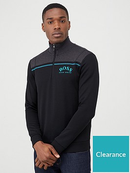 boss-boss-sweat-half-zip-colourblock-sweatshirt