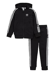 adidas-originals-lock-up-hoodie-tracksuit-black