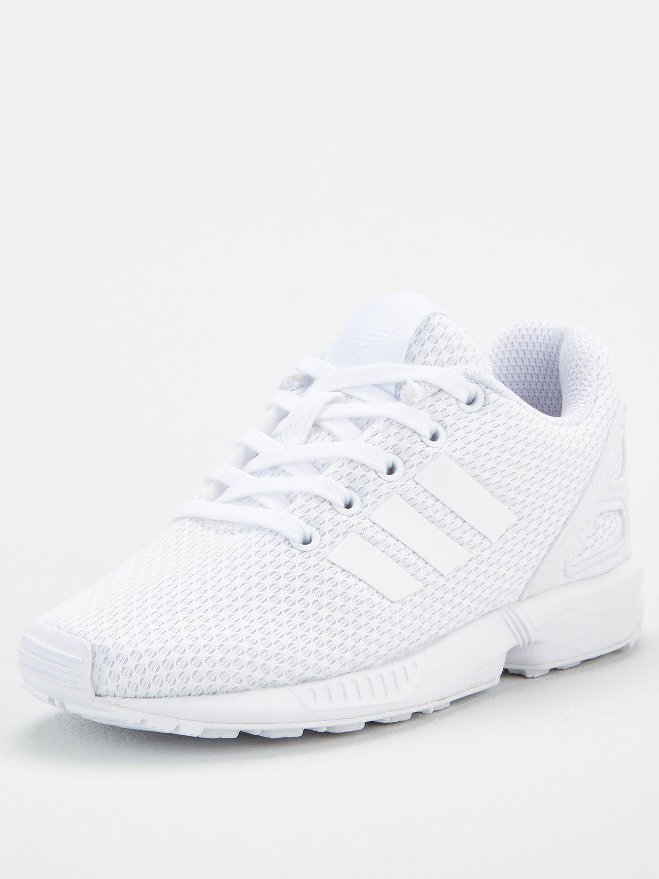 boys white runners