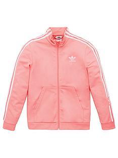 adidas-originals-childrens-lock-up-zip-front-top-pink