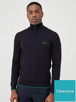boss-zimex-s20-half-zip-jumper-black