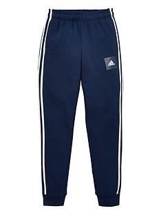 adidas-boys-3-stripe-pants-navy